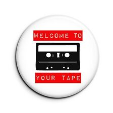 Netflix 13 Reasons Why Novelty Tape Button Fridge Magnet Measuring 38mm/1.5 inch
