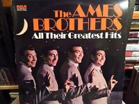 THE AMES BROTHERS All Their Greatest Hits (2 LPs) Record Album Vinyl