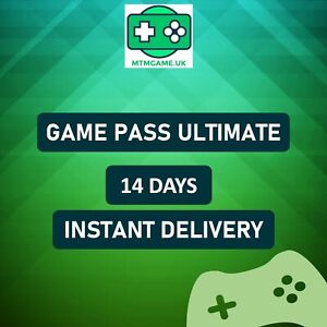 Xbox Game Pass Ultimate & Live Gold 14 Days - QUICK DELIVERY