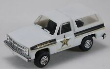 HO 1/87  Trident # 90042 Chevrolet Blazer Sheriff Dive Rescue Team