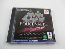 Police Nauts Pilot Sample Disk 3DO Japan Ver