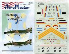 AEROMASTER 48-473 - DECALS 1/48 - PHANTOMS OVER VIETNAM Pt. 3