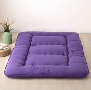 Uneeber Japanese Futon Foldable Roll Up Mattress Floor Sofa Bed for Kids Adults