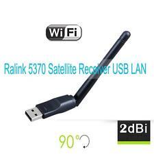 Ralink 5370 150Mbps USB Lan WiFi Dongle For Satellite Freesat V7 Combo V8 Mag250