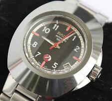 Rado Armbanduhren aus Edelstahl mit Datumsanzeige