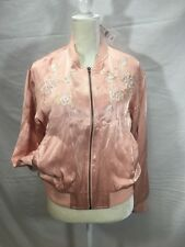 Honey Punch Fashion Jacket Size Medium Pink