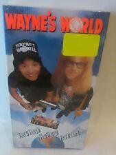 Wayne's World VHS NEW Mike Meyers Dana Carvey RARE Saturday Night Live Waynes