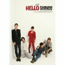Shinee-[Hello] 2nd Album Repackage CD+Booklet+Gift+Tracking K-POP Sealed SM ENT