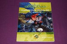 CASTLES & CRUSADES RPG JDR Jeu de Role - Monsters & Treasure of Aihrde