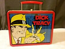 Dick Tracy Lunch Box  vintage 1998