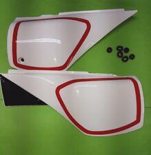 YAMAHA TT600 TT 36a 59x 3sw cubierta lateral par Revestimiento Blanco incl.