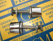 1959-1972 GM Door Handle Buttons Replacement Kit. Pair