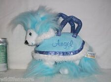 ANIMAL ALLEY Plush BLUE Plush Stuffed ANGEL Chihuahua DOG Tote PURSE Bag