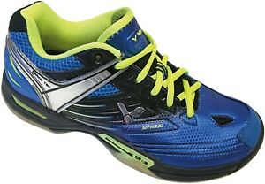 *NEW* Victor SH-A920 Indoor Court Shoes in Blue/Lime