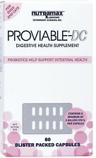 Proviable For Dogs And Cats 80 Ct Capsules. Exp- 3/22
