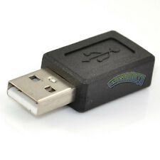 New USB 2.0 Type A male plug to Mini B 5pin 5p female jack adapter convertor M/F