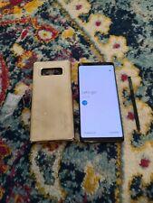 Samsung Galaxy Note 8 SM-N950U1 - 64GB - Midnight Black (Unlocked) (4029B)