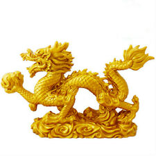 Chinese Zodiac Dragon Decoration Imitation Pure Copper Feng Shui Home Crafts