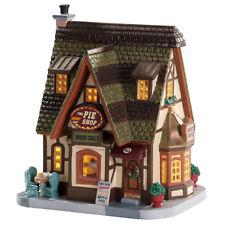 Lemax Christmas Village Pie Shop Village House Signature Collection NIB