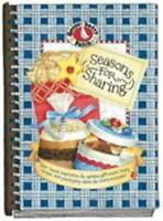 Seasons for Sharing Cookbook [Gooseberry Patch] by Gooseberry Patch , Plastic Co