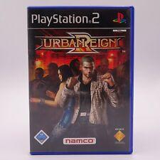 Urban Reign Sony Playstation 2 PS2 PAL Spiel Game Gewinne um jeden Preis
