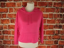 Women's Sperry Nautical Hoodie Sz. Med. Pink. STS21105  NWT!!Retail $75