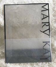 Mary Kay Product Bag Clear Plastic Bag With Snaps On Top NEW LOT OF 5