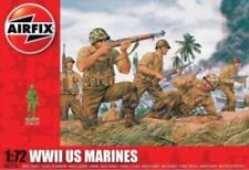 AIRFIX seconde guerre mondiale U.S US MARINES 2. Figurines 1:72 art. a00716