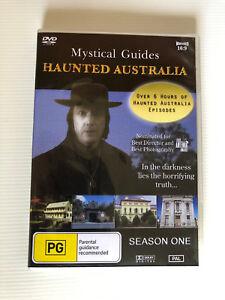 Mysitcal Guides Haunted Australia Series 1 DVD SET (2 DISCS)
