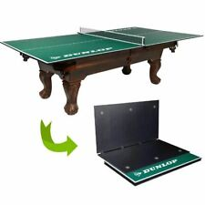 Table Tennis Conversion Top Official Tournament Size Ping Pong Net Post Portable