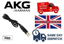REPLACEMENT AUDIO CABLE FOR AKG K450 K430 K480 K451 K452  HEADPHONES - NEW