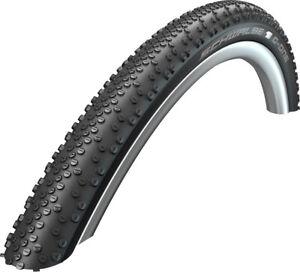 Schwalbe G-One Bite Evolution TL-Easy Tyre in Black (Folding) 700x38c