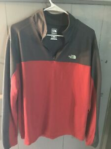THE NORTHFACE XL MID LAYER 1/4 ZIP