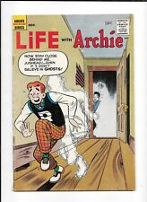 LIFE WITH ARCHIE #5 ==> VG/FN HORROR GHOST BETTY & VERONICA RIVERDALE 1960