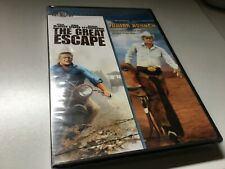 The Great Escape/Junior Bomner Dvd Double Feature