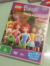 Lego Friends DVD Friends of the Jungle
