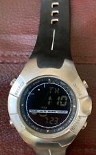 Mens Used Suunto Observer Multi Function Wristwatch in Excellent Condition