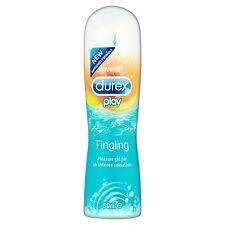 Durex Play Tingling Gel 50 ml Lubrificante intimo effetto formicolio original