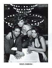 ▬► PUBLICITE ADVERTISING AD DOLCE & GABBANA Photo Steven Meisel 1992