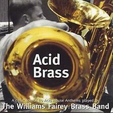 The Williams Fairey Brass Band : Acid Brass: A Collection of 10 Acid House