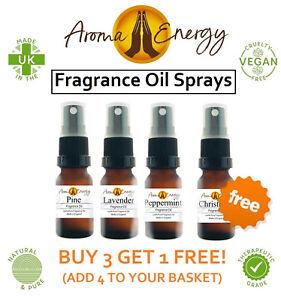 Fragrance Oil SPRAYS - Room Spray Mist Fragrance Oils Air Freshener Fragrances