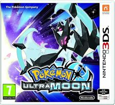 Pokemon Ultra Moon (3DS) NEW & SEALED Fast Dispatch UK PAL