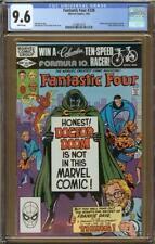 Fantastic Four #238 CGC 9.6 Frankie Raye