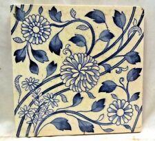 Vintage Tile Minton'S China Works Stoke On Trent wall brook london Art Nouveau 6