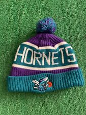 Charlotte Hornets Beanie Hat Authentic 47 Brand Knitted