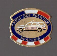 Pin's Union des policiers de Beauvais (police)