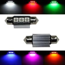 LED Festoon bombilla 36mm C5W Canbus + cooler 12V Car Auto Coche Bulb