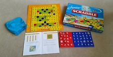 Junior Scrabble - 2 Fun Word Games In One - Board Game