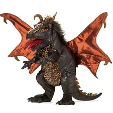 Black Dragon Puppet Movable Wings, Legs, Mouth  - Boys & Girls 3 & Up MPN 3069