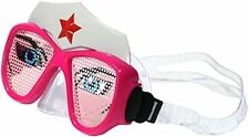 Justice League 3D Mask Wonder woman Goggles, Pink